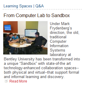 campus technology article